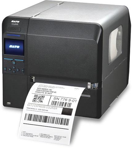 máy in mã vạch SATO