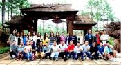 Chương trình Team Building tại Đà Lạt cho nhân viên Delfi