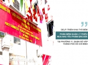 DELFI TRIỂN KHAI GIẢI PHÁP QUẢN LÝ PHIẾU MUA NHU YẾU PHẨM QRCODE TẠI PHƯỜNG 11 QUẬN GÒ VẤP HCM