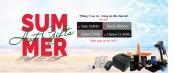 HOT SUMMER GIFTS - MÁY IN MÃ VẠCH VÀ VẬT TƯ IN MÃ VẠCH
